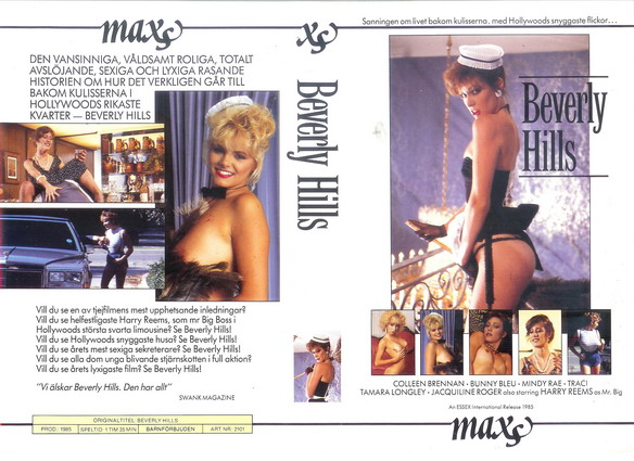 2101 BEVERLY HILLS (VHS)