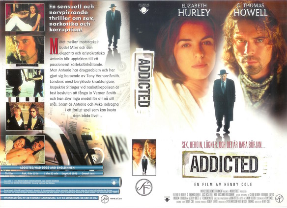 ADDICTED (VHS)