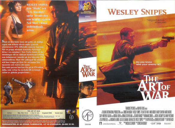ART OF WAR (VHS)