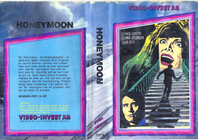 1019 HONEYMOON (VHS) kopierat omslag