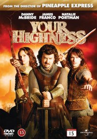 Your Highness (Second-Hand DVD)
